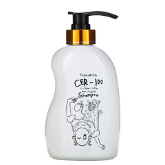 Elizavecca, CER-100 膠原蛋白塗層頭髮肌肉洗髮水,16.9 液量盎司(500 毫升)