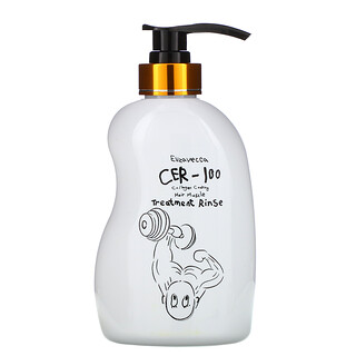 Elizavecca, CER-100 Collagen Coating Hair Muscle Treatment Rinse, 16.9 fl oz (500 ml)