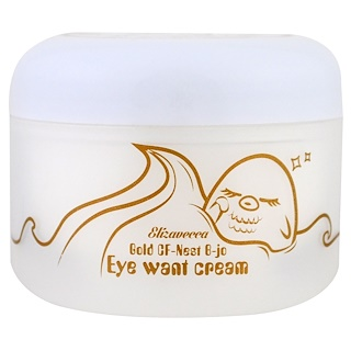 Elizavecca, Gold CF-Nest-B-Jo Eye Want Cream, 100 ml