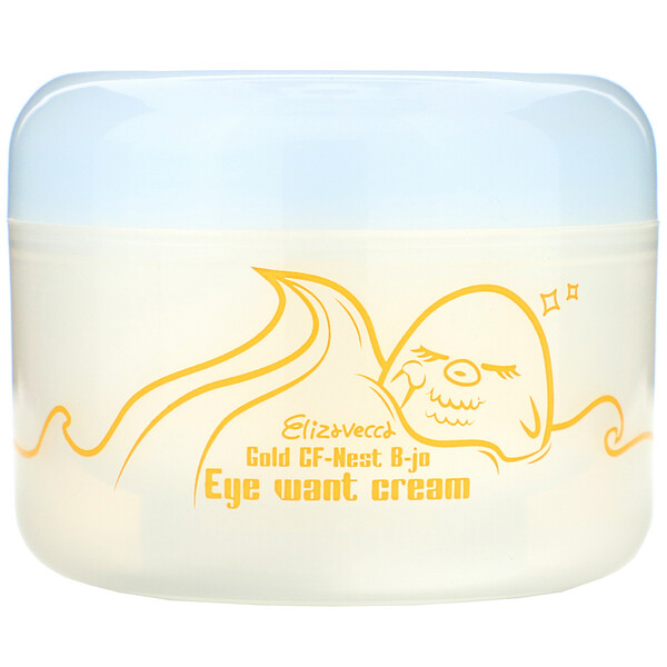Gold CF-Nest-B-Jo Eye Want Cream, 100 ml