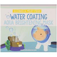 Milky Piggy, Water Coating Aqua Brightening Mask, 3.53 oz (100 g) - фото
