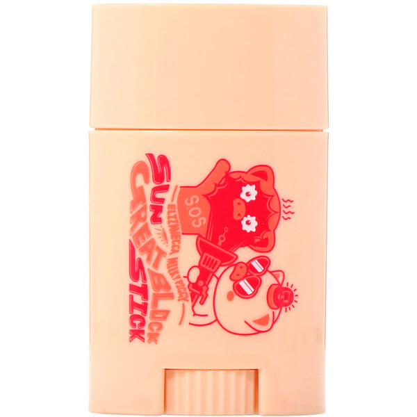 Milky Piggy, Sun Great Block Stick, SPF 50+ PA+++, 0.78 oz (22 g)