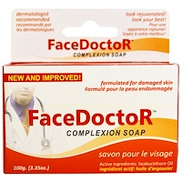 Мыло для лица FaceDoctor Complexion Soap, 3,35 oz (100 г) - фото