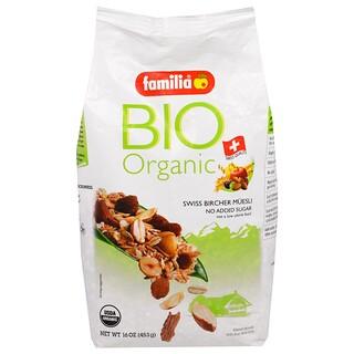 Familia, Bio Organic, Swiss Bircher Muesli, 16 oz (453 g)
