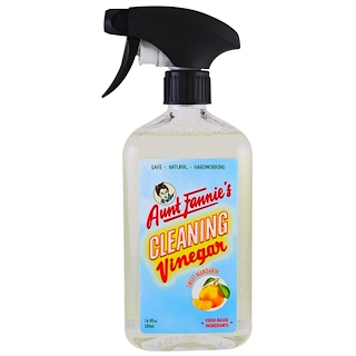 Aunt Fannie's, Cleaning Vinegar, Sweet Mandarin, 16.9 fl oz (500 ml)
