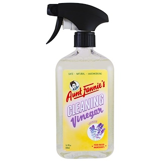 Aunt Fannie's, Cleaning Vinegar, Lavender, 16.9 fl oz (500 ml)