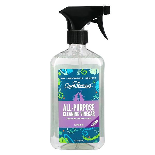All-Purpose Cleaning Vinegar, Lavender, 16.9 fl oz (500 ml)