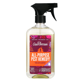 Aunt Fannie's, All-Purpose Pest Remedy!, 16.9 fl oz (500 ml)