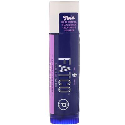 Купить Fatco Fat Stick, All Over Moisturizer, Lavender + Peppermint, 0.5 fl oz (14 g)