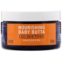 Fatco, Nourishing Baby Butta, Unscented, 4 fl oz (118 ml)