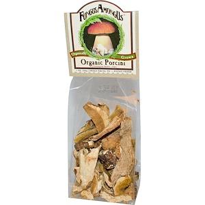 Фангасамонгас, Organic Porcini, 1 oz (28 g) отзывы покупателей
