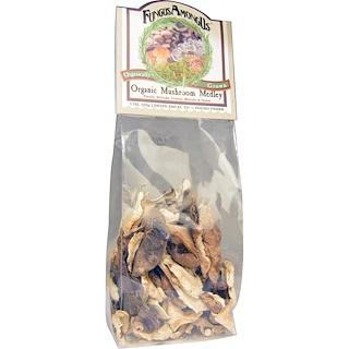 FungusAmongUs, Organic Mushroom Medley, 1 oz (28 g)