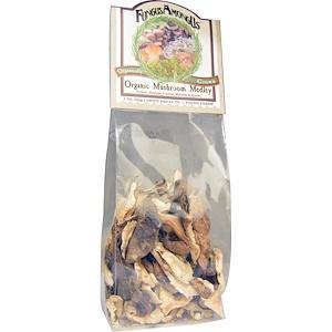 Фангасамонгас, Organic Mushroom Medley, 1 oz (28 g) отзывы