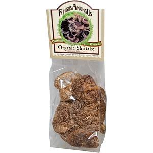 Фангасамонгас, Organic Shiitake, 1 oz (28 g) отзывы