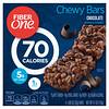 Fiber One, Chewy Bars, Chocolate , 5 Bars, 0.82 oz (23 g) Each