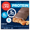 Fiber One, Protein Chewy Bars, Caramel Nut, 5 Bars, 1.17 oz (33 g) Each