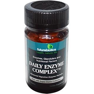 FutureBiotics, Täglicher Enzymkomplex, 75 Tabletten