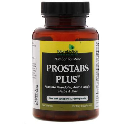 Пищевая добавка Prostabs Plus, 90 таблеток добавка пищевая doppelherz доппельгерц бьюти анти акне комплекс для чистой и здоровой кожи 30 таблеток