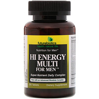 Hi Energy Multi for Men, 120 Tablets - фото