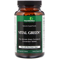 Vital Green, 375 Vegetarian Tablets - фото