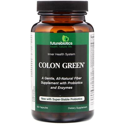 Colon Green, 150 капсул