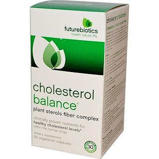 FutureBiotics, Cholesterol Balance, 90 Veggie Caps