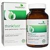 FutureBiotics, ThinkFast, Brain Performance + Memory, 60 Veggie Caps