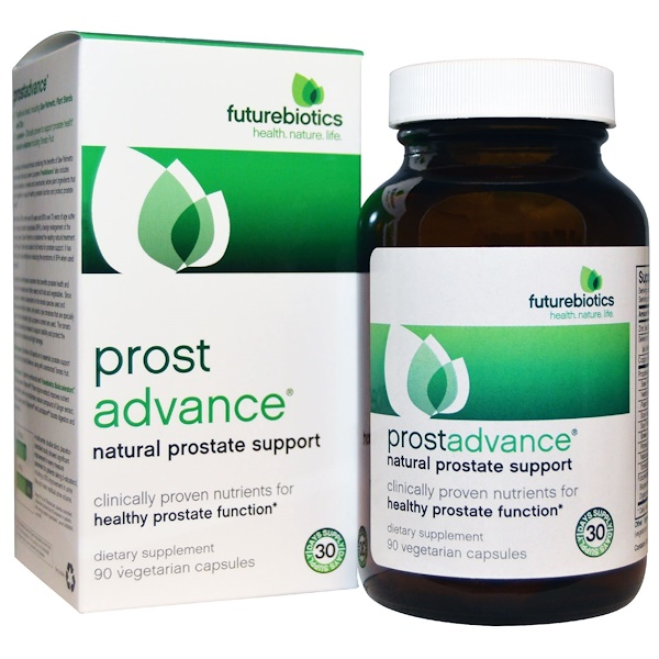 FutureBiotics, ProstAdvance, Natural Prostate Support, 90 Veggie Caps