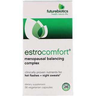 FutureBiotics, EstroComfort, Menopausal Balancing Complex, 56 Vegetarian Capsules