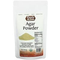 Foods Alive, Agar Powder, 2 oz (56 g)