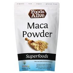 Foods Alive, SuperFood,有機瑪卡粉,8 盎司(227 克)