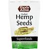 Foods Alive, Superfoods, Organic Hulled Hemp Seeds, 8 oz (227 g)