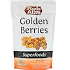 Foods Alive, スーパーフード、ゴールデンベリー(ほおずきの実)、8オンス (227 g)
