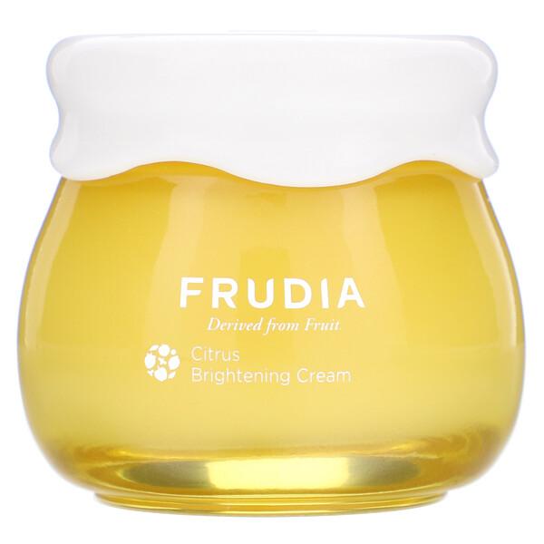 Citrus Brightening Cream, 1.94 oz (55 g)