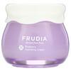 Frudia, ブルーベリーハイドレーティング クリーム、55g(1.94オンス)
