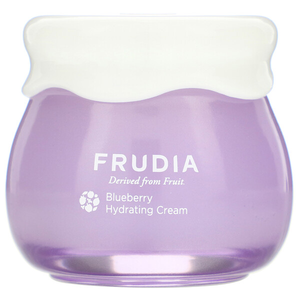 Blueberry Hydrating Cream, 1.94 oz (55 g)