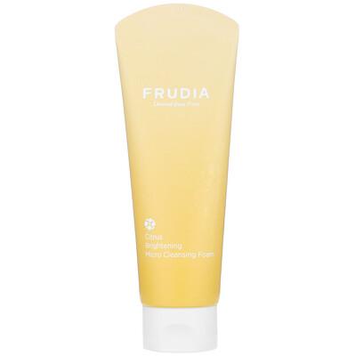 Frudia Citrus Brightening, Micro Cleansing Foam, 145 ml