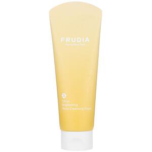 Frudia, Citrus Brightening Micro Cleansing Foam, 145 ml отзывы покупателей