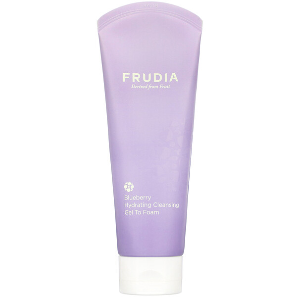 Frudia, Blueberry Hydrating, Cleansing Gel To Foam, 145 ml