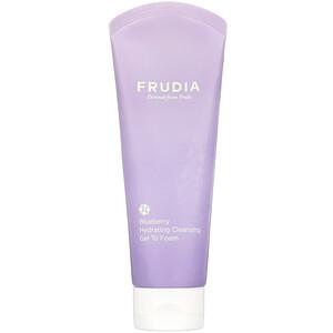 Frudia, Blueberry Hydrating Cleansing Gel To Foam, 145 ml отзывы покупателей