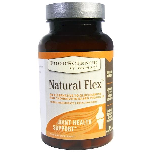 FoodScience, Natural Flex, 90 Capsules (Discontinued Item)