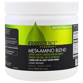 FoodScience, Meta-Amino Blend , 11.6 oz (328.5 g)