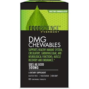 Фуд Саэнс, DMG Chewables, 500 mg, 60 Chewable Tablets отзывы