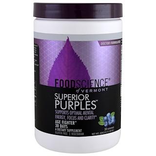 FoodScience, Superior Purples, 11.59 oz (328.5 g)