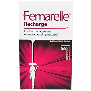 Femarelle, Recharge, 56 капсул