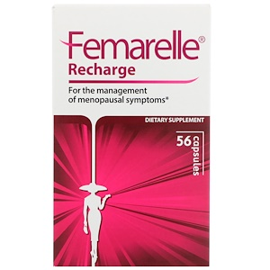 Фемарелль, Recharge, 56 Capsules отзывы покупателей