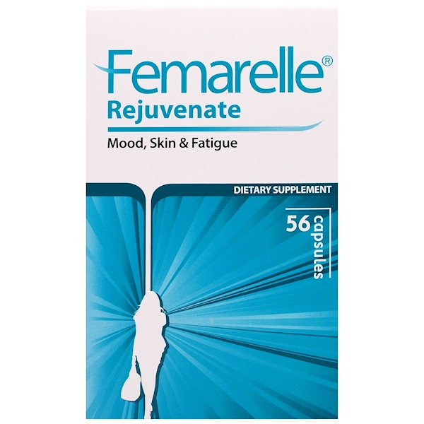 Femarelle, Rejuvenate, 56 Capsules (Discontinued Item)