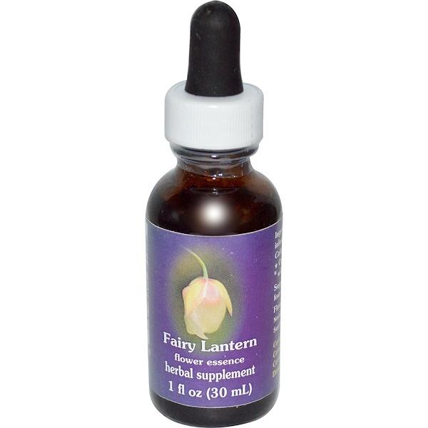 Flower Essence Services, Fairy Lantern, 1 fl oz (30 ml) (Discontinued Item)