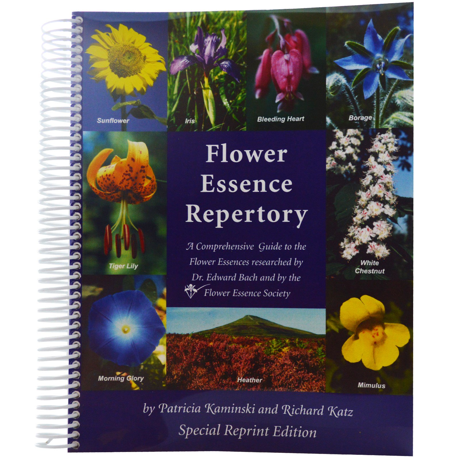 Flower Essence Services Flower Essence Repertory 306 Page Book Iherb
