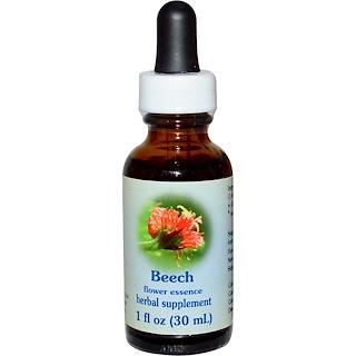 Flower Essence Services, Beech, Flower Essence, 1 fl oz (30 ml)